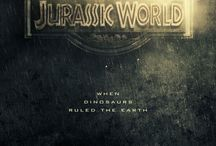 Spared No Expense / Jurassic Park, Jurassic Park:The Lost World, Jurassic Park 3 and Jurassic World  / by Lu Newman