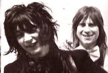 Post pre pro punk. Dolls. Thunders