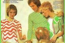Whatshall: 1970's.. 70-luvun vaatteet / What shall a poor girl wear ... in 1970's?  70-luvun vaatteet: aidot ja lavastetut. Kuinka mukavaa, hulluttelevaa pukeutuminen oli, minihameita, maksimekkoja, pitkiä takkeja, upeasti nyöritettyjä saappaita, keltaista ja iloista,