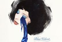 Whatshall: Sininen väri. Blue