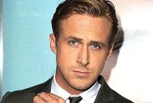 Ryan Gosling .... / Ryan Gosling is my favorite actor. His face handsome and sweet, which has arouses me stunned.  You are God's perfect creation.