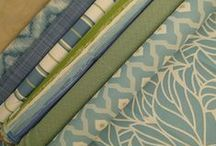Outdoor Fabrics:  Seaside Hues / Featuring upholstery and vinyl from our Sunshine II and Sunshine III Collections.