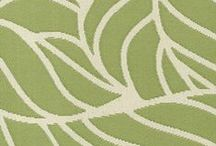 Outdoor Fabric:  Seaside Greens / Featuring upholstery and vinyl from our Sunshine II and Sunshine III Collections