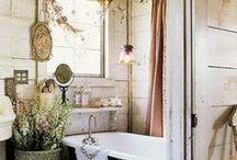 Vintage Bathroom Ideas / Vintage bathrooms