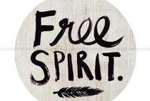 Free Spirit / by Massiel Echavarría