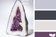 Color Palettes + Inspiration / Color inspiration and color palettes / by Jewelry Tutorial HQ