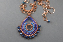 Wire Jewelry / by Jewelry Tutorial HQ