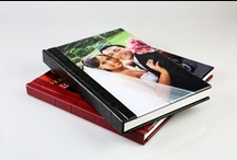 """Fizara DIY Albums / You want a professional quality photo album for your wedding photos but don't want to shell out $4000 for one...check it out DIY """"Professional"""" Photo book!"""