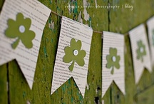 St. Patrick's Day Home Decor / Great creative ideas for DIY St. Patrick's Day home decorating.