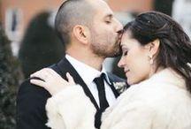 Wedding Season // Winter / Lovin' in the cozy months.