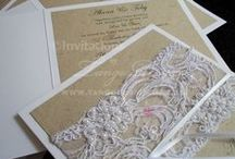 Invite Only / A collection of invitation ideas to inspire.