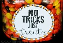 Halloween Cards, Gifts, and Party Favors / Great ideas for creative DIY cards, gifts and party favors for Halloween.