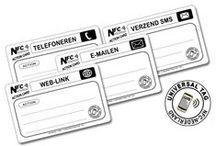 NFC-Tags Specials / Overige speciale uitvoeringen van diverse NFC-Tags van NFC-Nederland