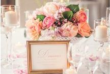 Décors de table | Wedding centerpieces decoration / Quelques réalisations de décors de table de mariage et inspirations by Tanaga weddings & events, wedding planner & designer | Piece of table art, centerpieces or inspirations designed by Tanaga Weddings & Events for beautiful weddings.