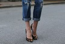 [styled] boyfriend jeans.