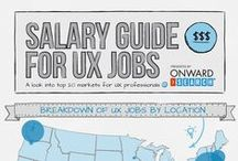 Salary Guides / A comprehensive list of salary guides for digital creative and technology professionals presented by Onward Search.