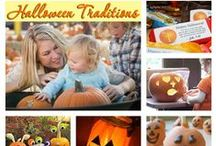 Halloween Traditions / Creative ideas for family traditions that make Halloween more meaningful.