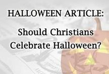 Halloween Articles / Interesting articles about Halloween.