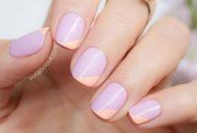 Nails, Nails, Nails! / nails, nail design, nail art, nail art idea, nail designs, nail polish, nail care tips, nails design, nails art, nails summer, nails design for short nails, manicure, manicure ideas, manicure diy, manicure designs