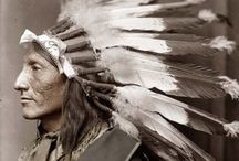 First Nations in North America / In a land of immigrants, the first nations people are probably one of the first Canadians or Americans that lived with the land and have been affected and affect modern North American life.