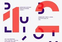 雙色 / using two colors to design / by Yi-an Lu