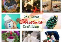 Christmas Crafts / Easy DIY crafts for Christmas!