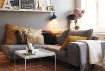 Home Decor // Living Room