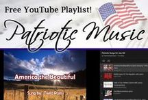 July 4th Patriotic Songs / Patriotic Songs for July 4th