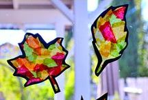 Fall Crafts / Creative ideas for DIY fall crafts.