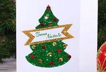 Progetto #21 / [NATALE FAI DA TE] Tutorial Biglietto di auguri di Natale
