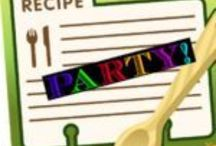 Recipe Sharing Party / Recipe Links shared at the Recipe Sharing Linky Party!