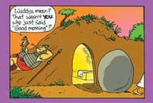 Easter Humor / Jokes and funnies related to Easter.