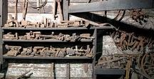 Blacksmith tools / Equipment and tools necessary in smithy