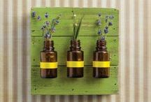 DIY Aromatherapy Bottle Crafts & Cleaning