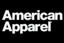 American Apparel  / by Mallzombie