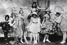 V WOMEN DANCING
