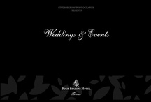 Hotel Four Seasons Firenze Weddings & Events book / Amazing book layout of Hotel Four Seasons Firenze. Design by Gabriele Fani from Studiobonon.