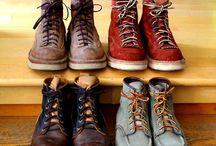 Men's Shoes / by Kurtis Ballard