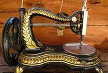 F SEWING TOOLS / Tools, Gadgets, Containers, Sewing Baskets, Sewing Machines