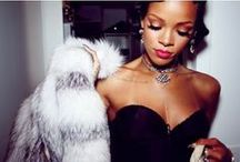 Rihanna <3 / by Dani Mavrodieva