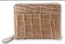 Luxury Leather For Ladies / A selection of luxury leather goods for ladies. Leather purses, bags, phone cases, travel wallets and much more..