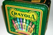 """Crayola...cause """"rose-art"""" just doesn't cut it! / by Kerri M. Crossley"""