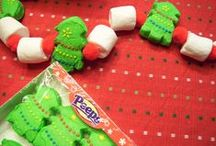 Happy Holidays! / Express Your Peepsonality® this Christmas with these fun & creative PEEPS® inspired recipe, craft and party ideas! / by PEEPS® Brand