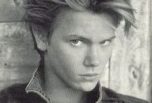 River Phoenix / (*I don't own these pictures, unless the ones that i say i do under the pictures)
