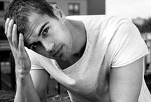 Theo James / (*I don't own these pictures, unless the ones that i say i do under the pictures)