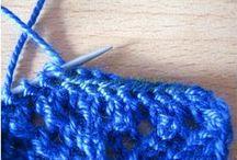 Школа вязания спицами / Полезная информация по вязанию спицами, обучение, мастер-классы и т.п.