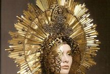 Magnificients # Masterpieces / #headpieces #magnificient #masterpieces #headdress #headband #crown