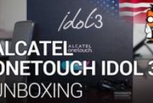 IDOL 3 - Reviews and Unboxings / Reviews and unboxings of the IDOL 3, now available, unlocked, for pre-order at $249.99 at www.alcatelonetouch.us