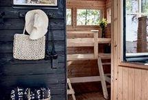 architecture - finnish cabin-mökki