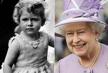 Celebrities - Then & Now